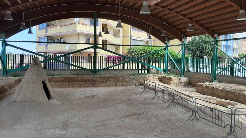 Area archeologica e villaggio neo-eneolitico di su Coddu-Canelles